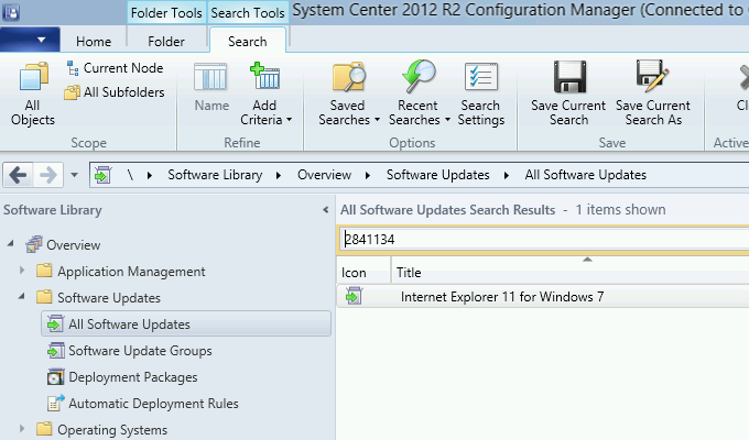 SCCM: Solved Update not synced due to pending EULA Download. (4/4)