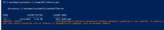 Pull-ServerDSCInstalled