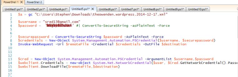 XML-Fails