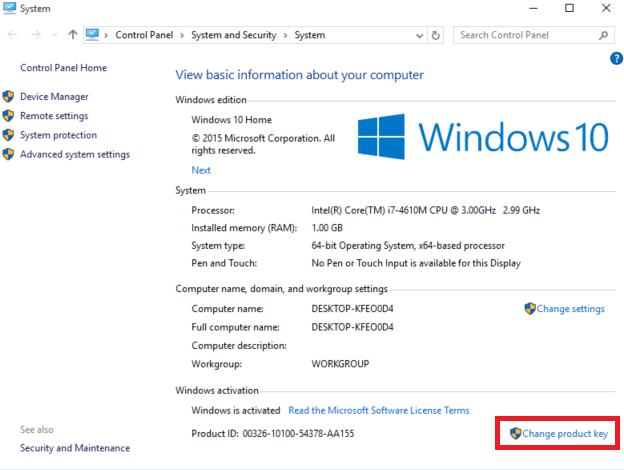 how to turn off firewall without admin rights windows 10