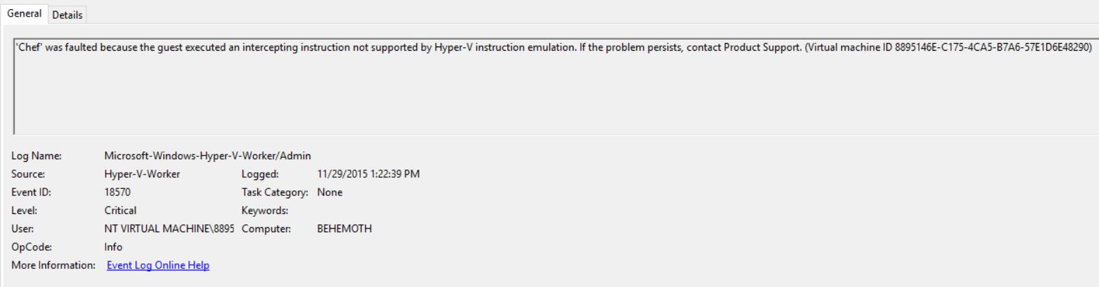 Solved: Ubuntu install hangs on Hyper-V – FoxDeploy com