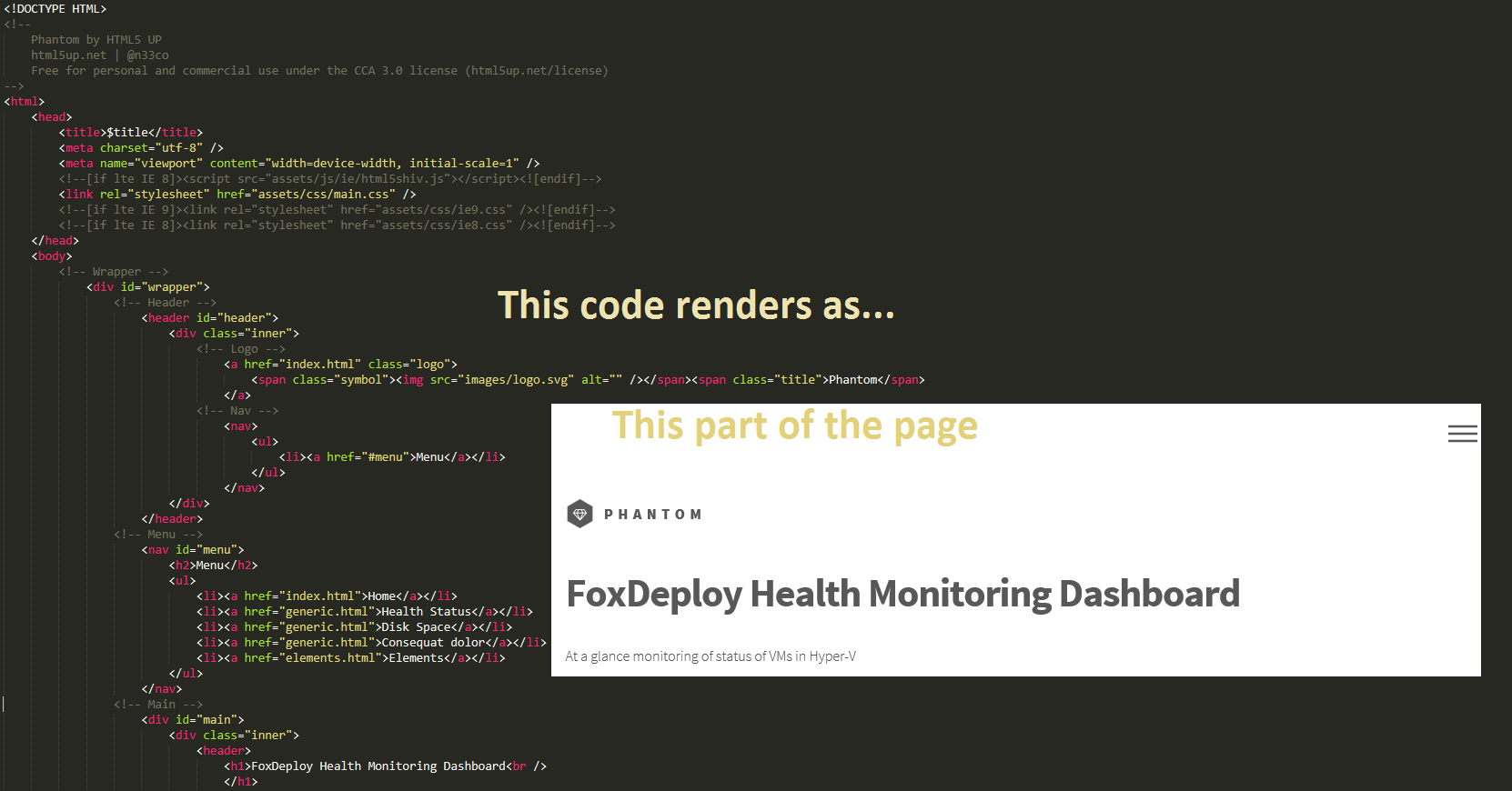 Building Better PowerShell Dashboards – FoxDeploy.com