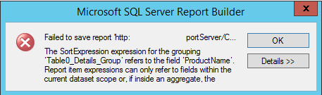 SCCM Reporting – Can't save a report – FoxDeploy com